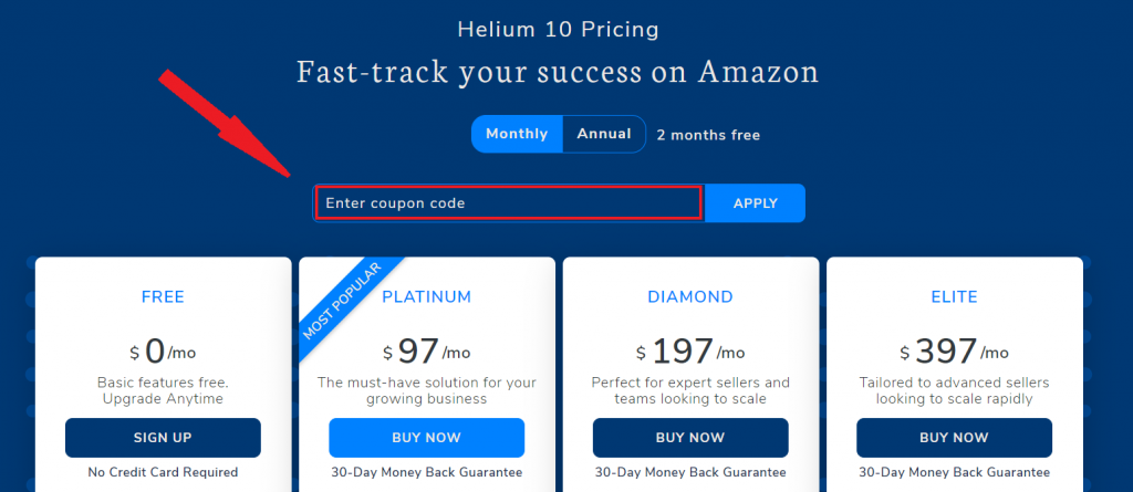 Helium-10-coupons-helium-10-checkoutpage