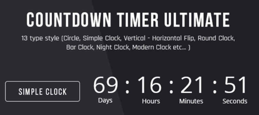 Best Countdown Timer Tools