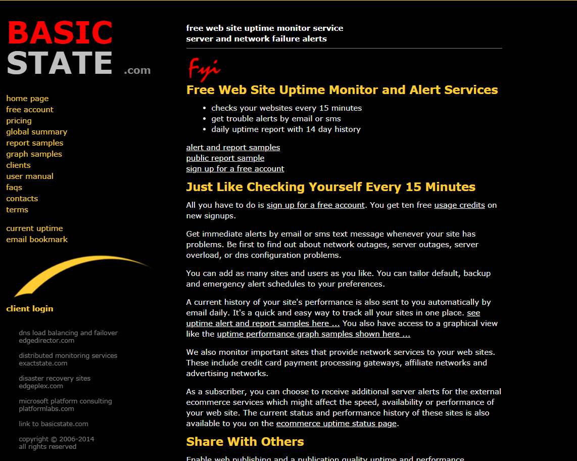 BasicState - Is Website Down? 10 Tools to Check Your Website