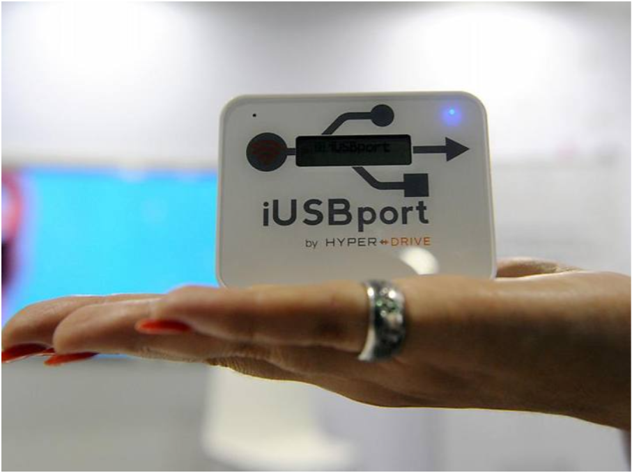 iusbport -Top Seven New Gadgets for Watching Television at a click